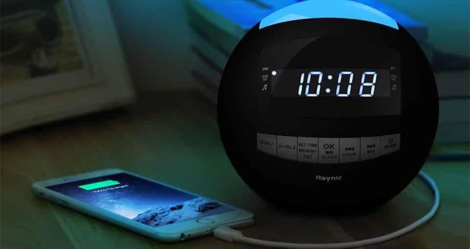 10 นาฬิกาปลุก ดังๆ ดิจิตอล ที่คนหลับลึกจำเป็นต้องมี!