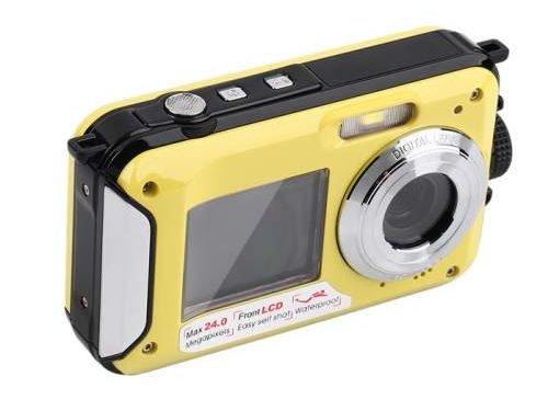 24MP กล้องวิดีโอกันน้ำ 3 LF760