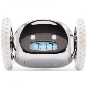 Alarm Clocky Running Robot