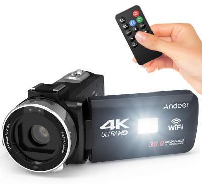 Andoer 4 พันอัตรา HD WiFI