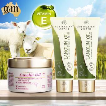 Australian Lanolin Oil Day Cream + Night Cream