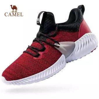 CAMEL outdoor Men's รองเท้าวิ่งที่มีน้ำหนักเบา Anti-Skid