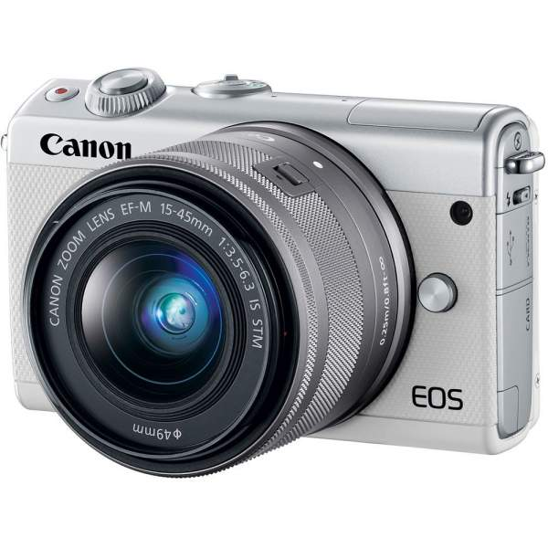 Canon Mirrorless EOS M100 review