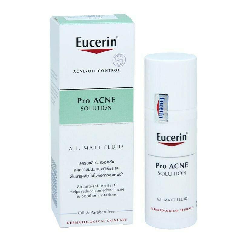 Eucerin A.I Matt Fluid Pro Acne