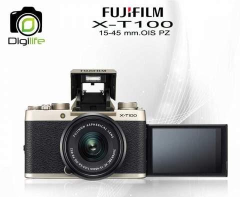 Fuji Camera X-T100 Kit
