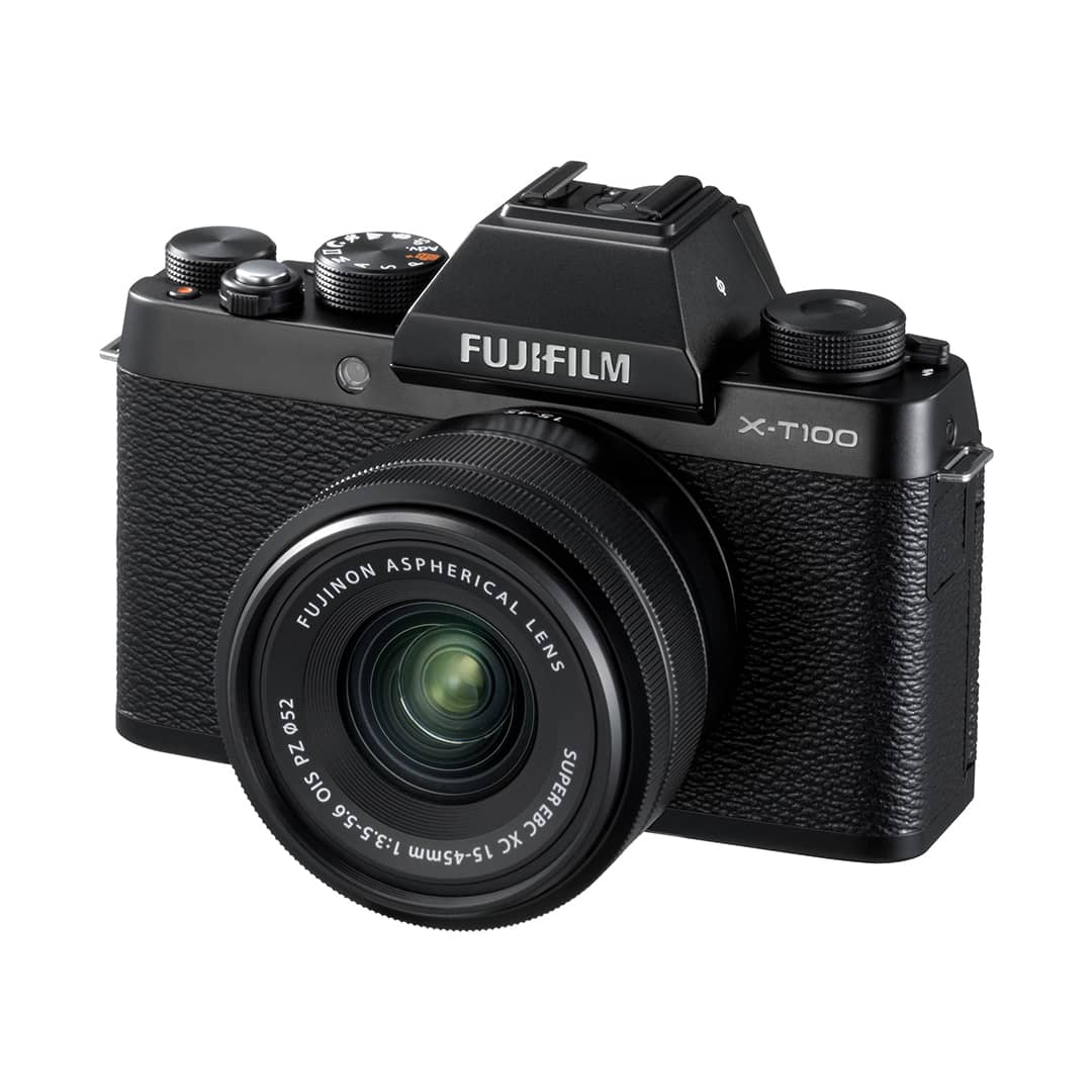 Fujifilm Camera X-T100 mirrorless camera