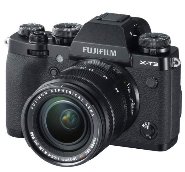 Fujifilm Camera X-T3 kit