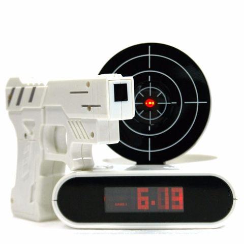 G2G Gun Alarm Clock