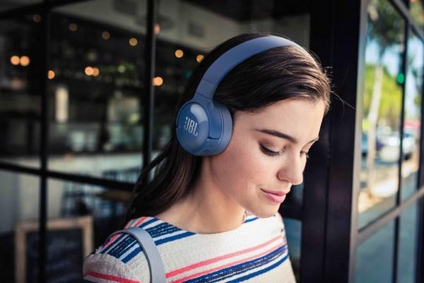 JBL หูฟัง T600BTNC HEADPHONE