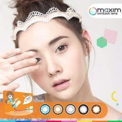 Maxim Colored Contact Lens