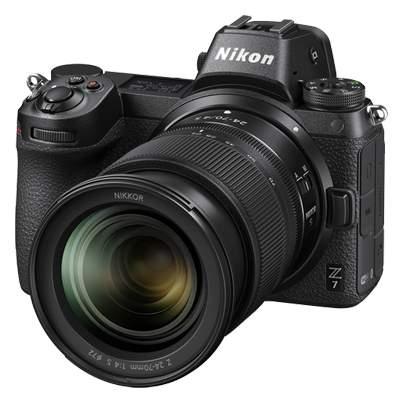 NIKON กล้องมิลเลอร์เลส (45.7 MP) รุ่น Z7 Kit FTZ