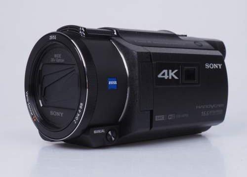 Sony Handycam รุ่น FDR-AXP55