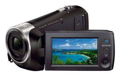 Sony Handycam รุ่น HDR-PJ440 Review