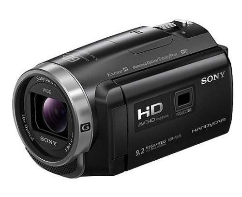 Sony Handycam รุ่น HDR-PJ675