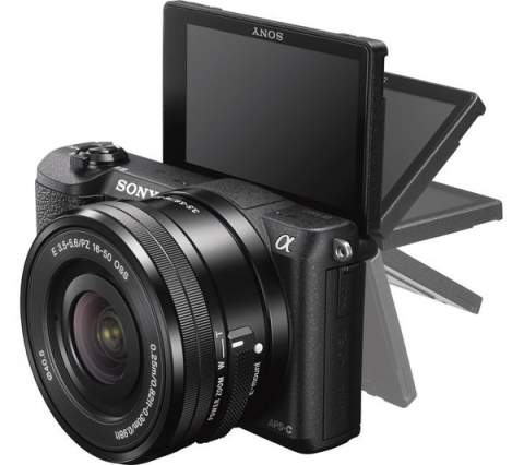 Sony Mirrorless Camera A5100