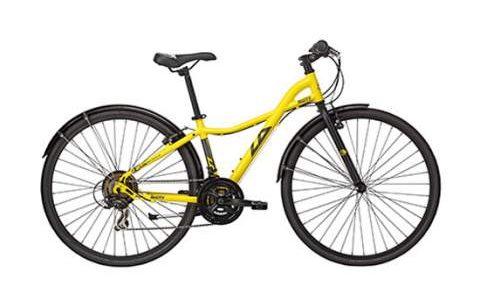 LA Bicycle Hybrid Bike รุ่น MIXITY 2.0 21 SPEED