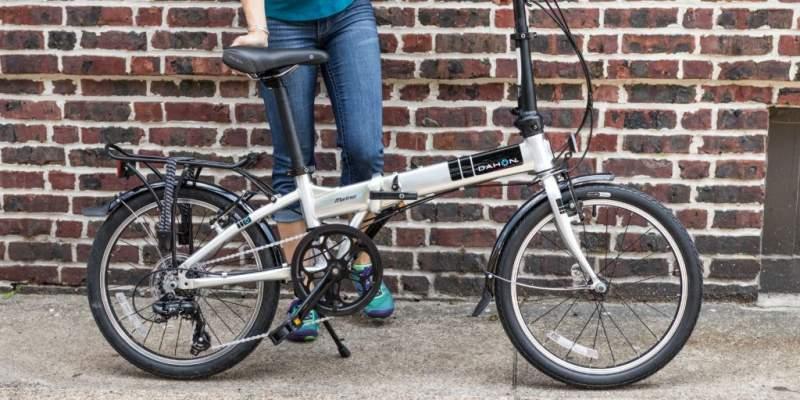 10 จักรยานพับได้ สำหรับนักปั่น พกพาสะดวกและน้ำหนักเบา