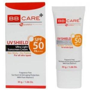 BB Care UV Shield SPF50+++
