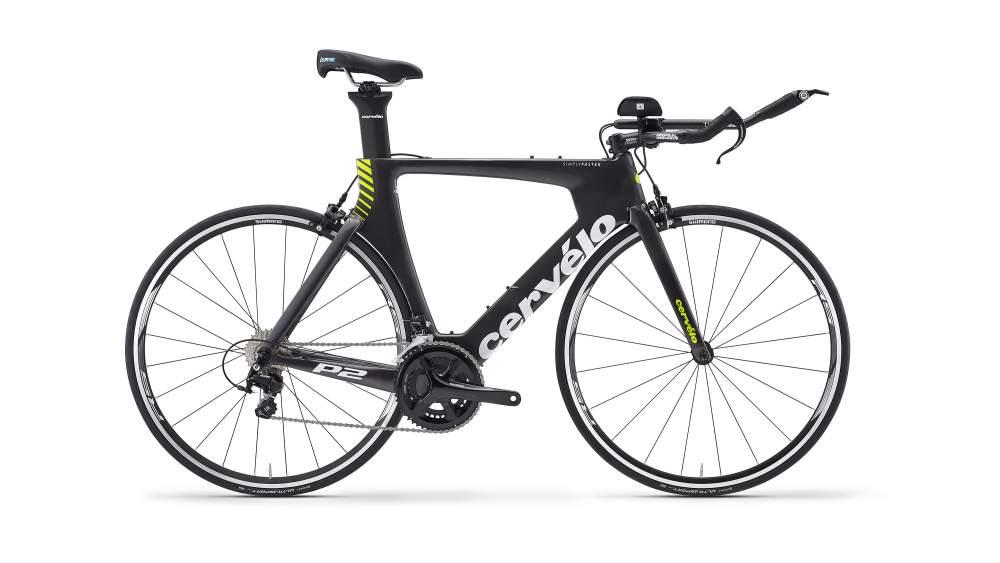 Cervelo จักรยานเพื่อนักไตรกีฬา P2