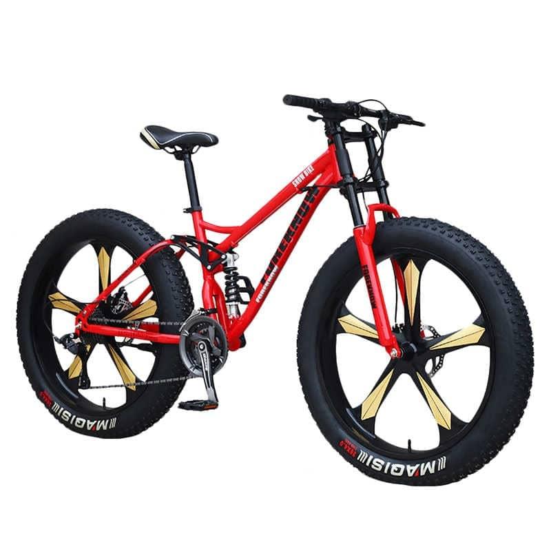 Foreknow จักรยานเสือภูเขา 4.0