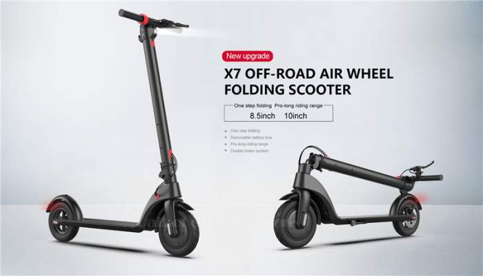 HX-X7 E-Scooter