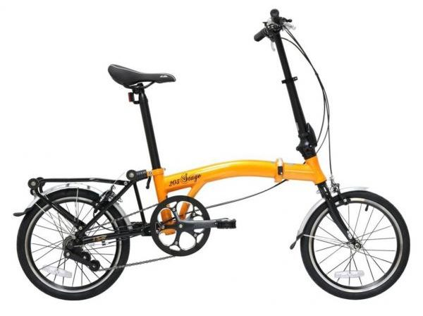 LA Bicycle Folding Bike รุ่น NEO STAGE 203