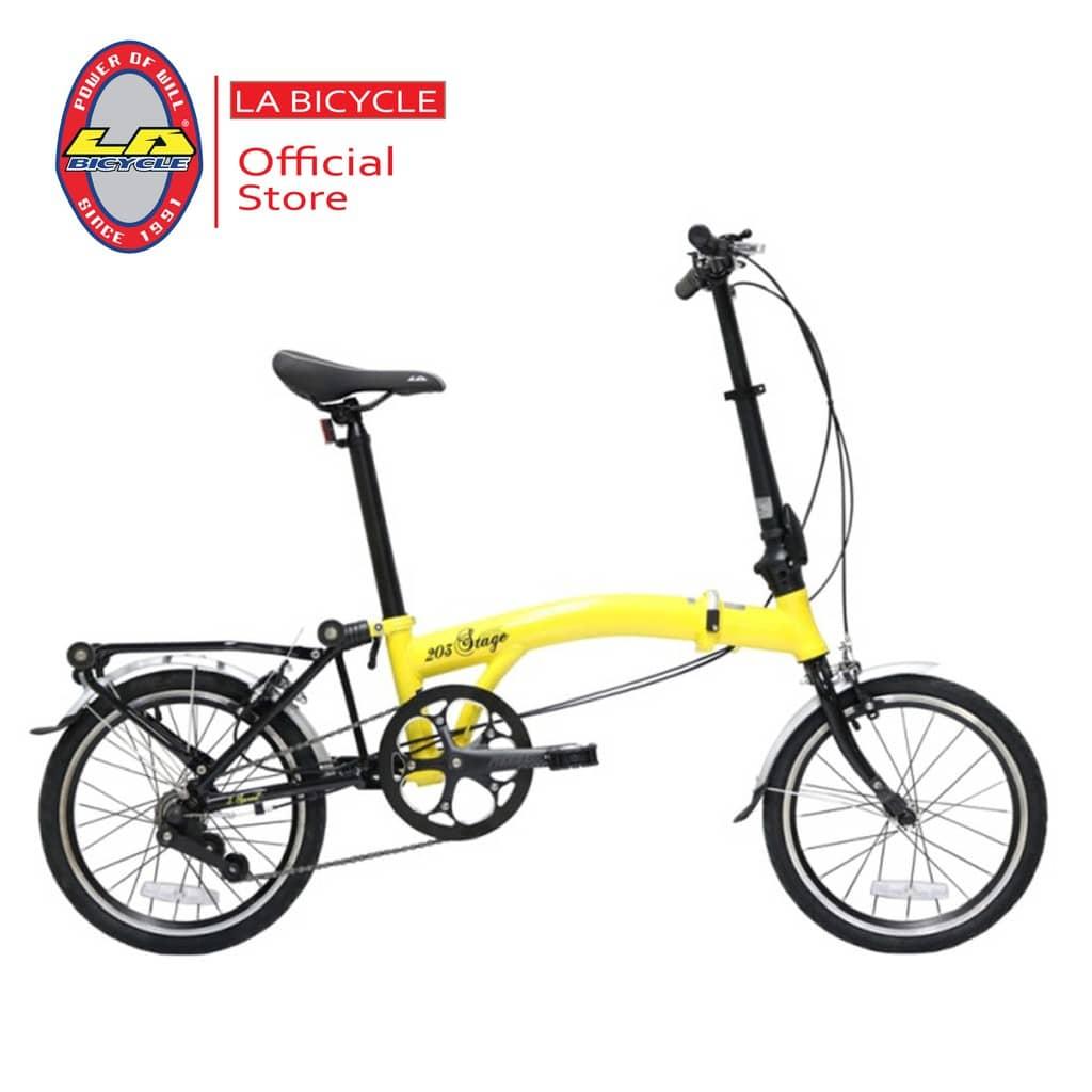 LA Bicycle Folding Bike รุ่น NEO STAGE 203