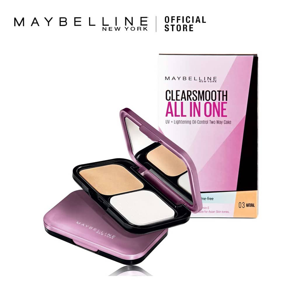 Maybelline New York Clear Smooth All In One
