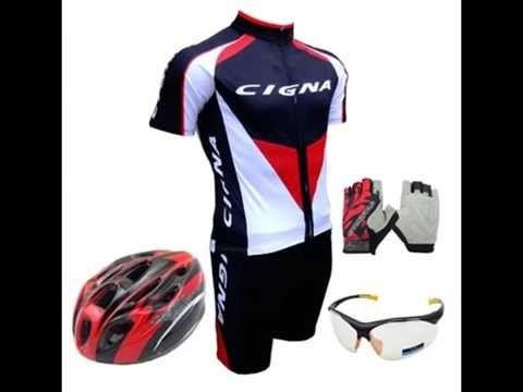 Morning ชุดปั่นจักรยานผู้ชาย Cigna