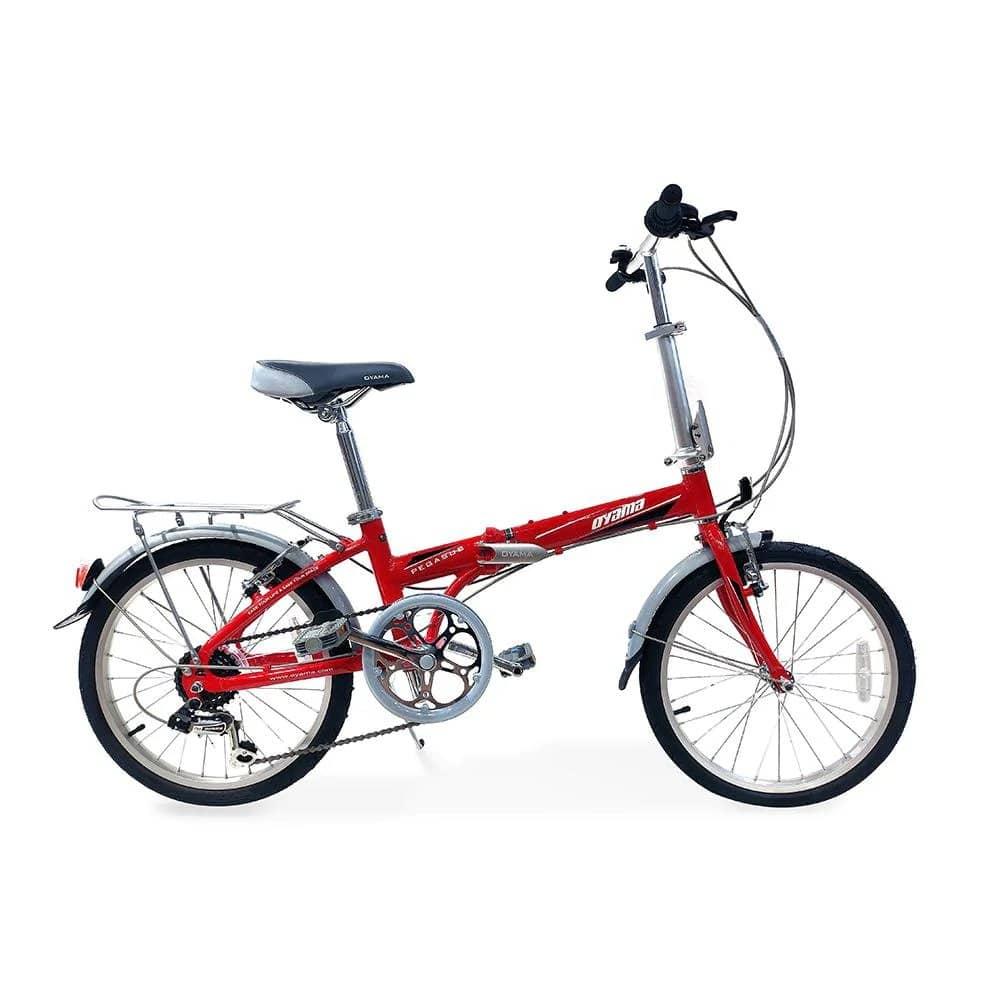 OYAMA PEGASUS folding bike