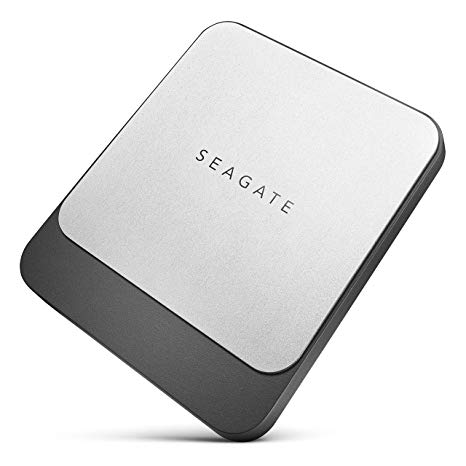 Seagate Fast SSD Compact Portable SSD external hard disk