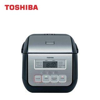 Toshiba หม้อหุงข้าวดิจิตอล ความจุ 0.54 ลิตร รุ่น RC-5MS(K)