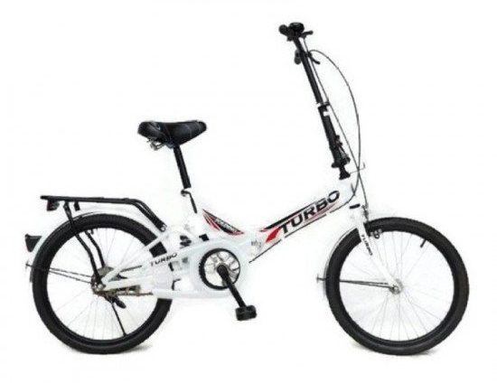 Turbo จักรยานพับได้