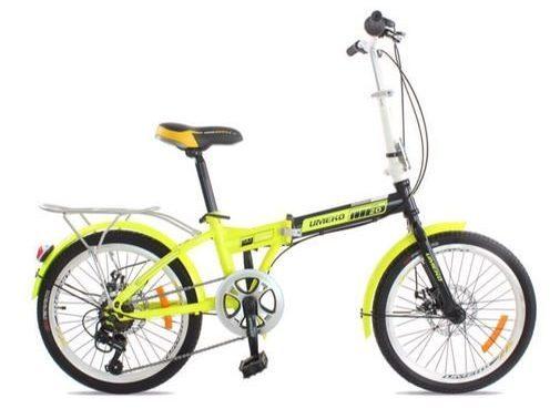 UMEKO Folding Bike รุ่น KADO