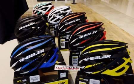หมวกจักรยาน Wheeler WT - 050