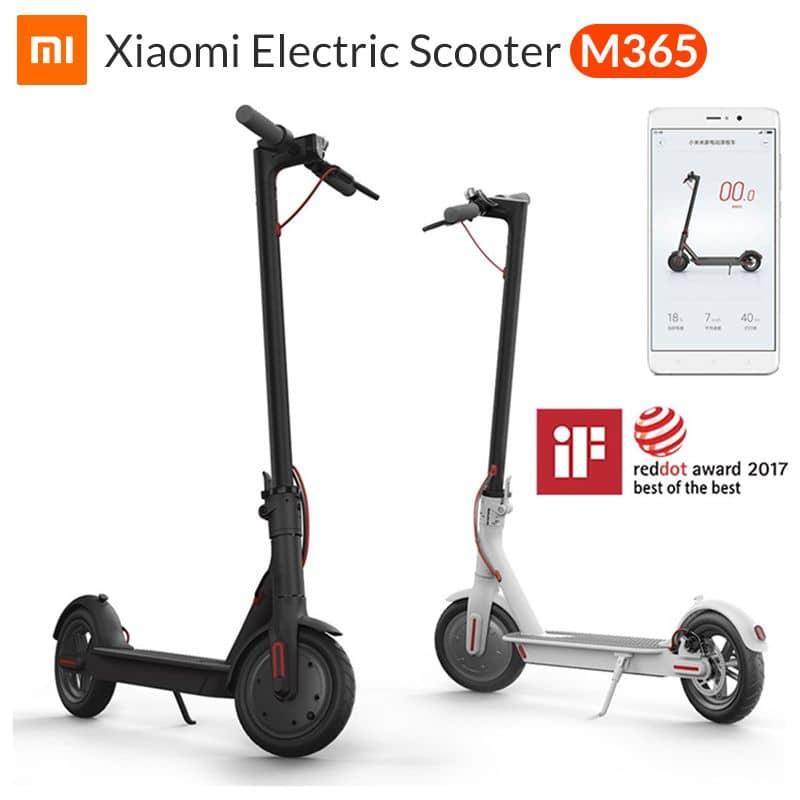 Xiaomi MiJia Electric Scooter รุ่น M365