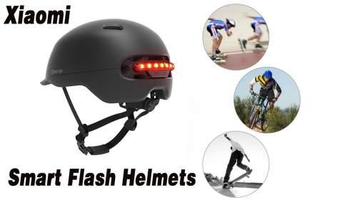 Xiaomi Smart4u Light Flash Helmet