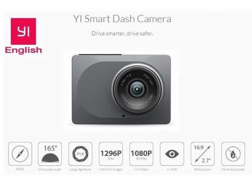 Xiaomi Yi Car Dash Cam 1080p WIFI DVR