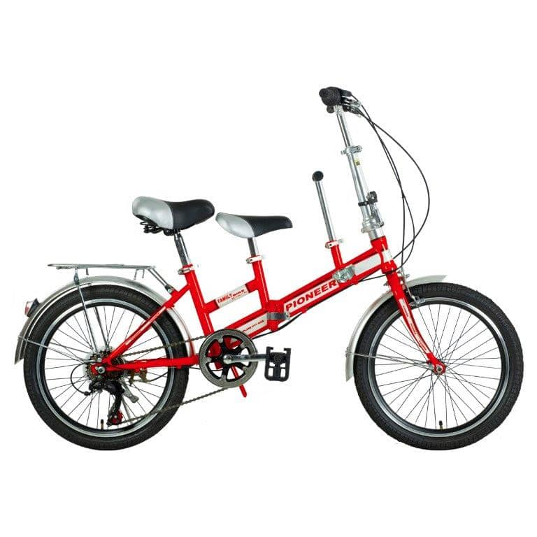 pioneer hi ten จักรยานพับ
