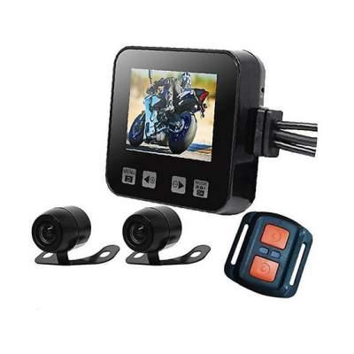 Proof กล้องติดรถมอเตอร์ไซค์ Bike Cam 400