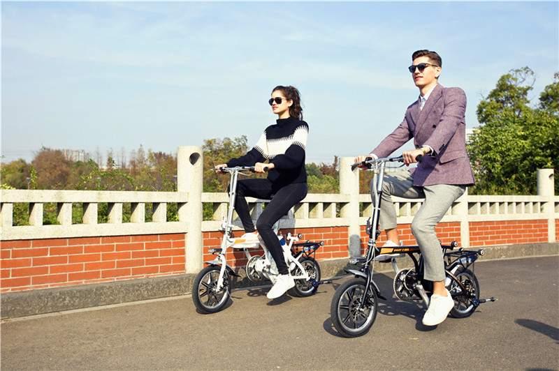 10 รุ่น จักรยานไฟฟ้า ยี่ห้อไหนดีที่สุดv