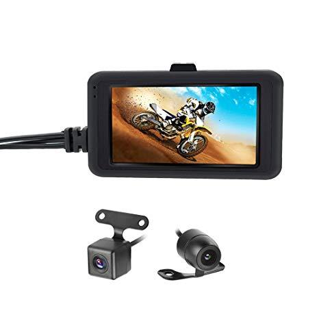 GoodGreat DV188 Motorcycle Recording Camera