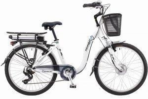 LA จักรยานแม่บ้านไฟฟ้า รุ่น 20 Free