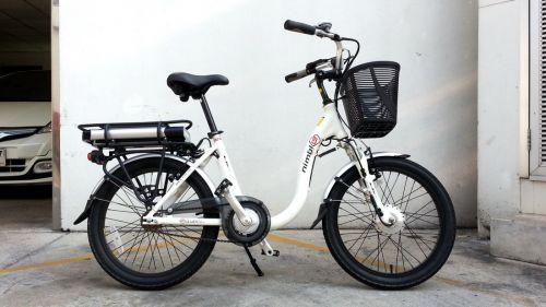 LA จักรยานแม่บ้านไฟฟ้า Free