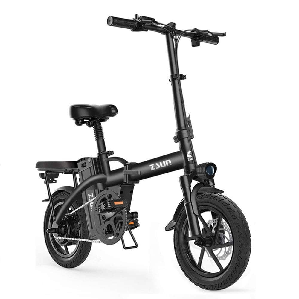 ZSUN mini e-bike review