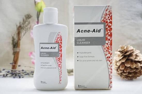 Acne-Aid คลีนเซอร์สำหรับปัญหาสิว