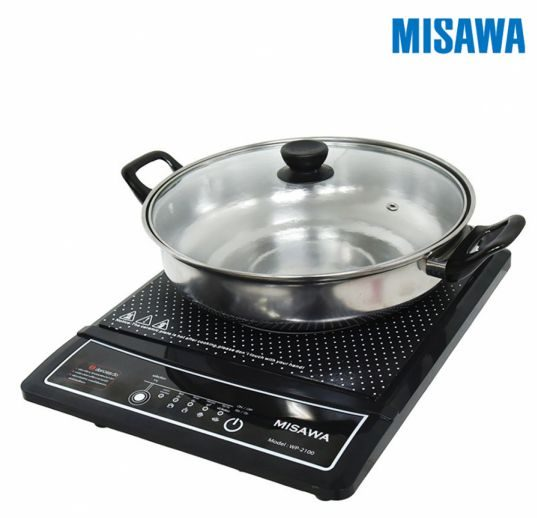 MISAWA SERRANO เตาแม่เหล็กไฟฟ้า รุ่น WP-2100