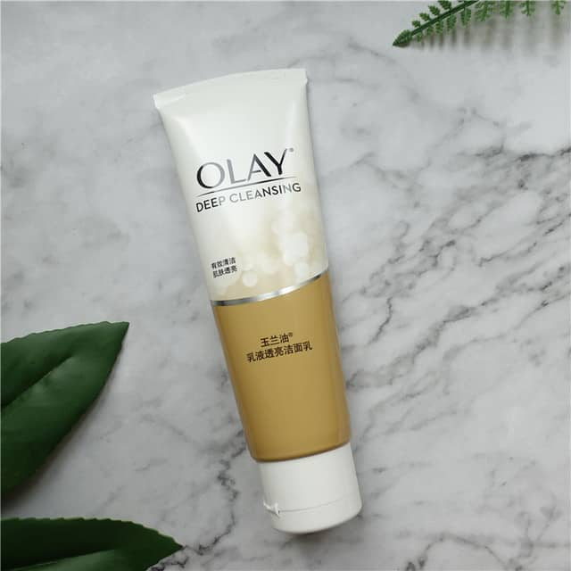 Olay Emulsion Translucent Foam Cleanser