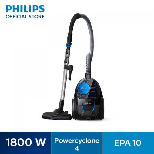 Philips เครื่องดูดฝุ่น PowerPro Compact Power Cyclone 4