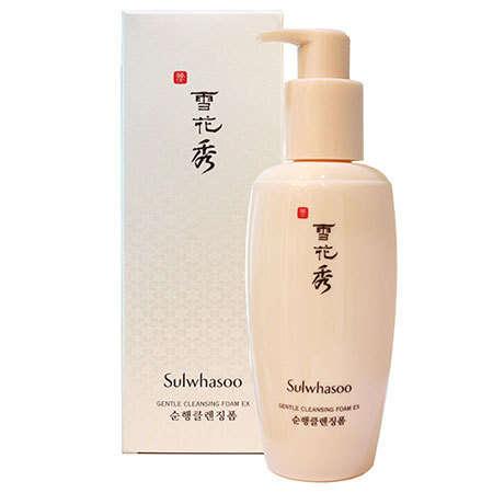 SULWHASOO คลีนซิ่ง Gentle Cleansing Foam